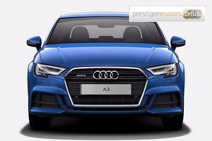 2019 Audi A3 40 TFSI Auto quattro MY19