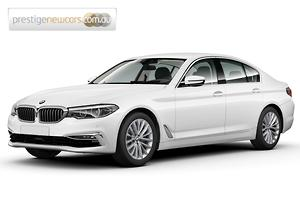 2019 BMW 520d Luxury Line G30 Auto