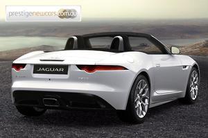 2018 Jaguar F-TYPE R-Dynamic 250kW Manual RWD MY19.5