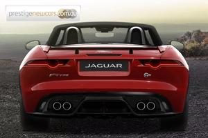 2018 Jaguar F-TYPE SVR Auto AWD MY19.5