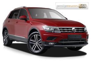 2018 Volkswagen Tiguan 162TSI Highline 5N Auto 4MOTION MY19