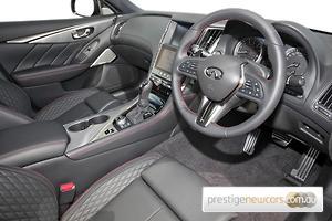 2018 Infiniti Q50 Red Sport Auto