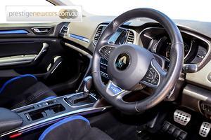 2018 Renault Megane GT Auto