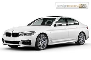 2019 BMW 540i M Sport G30 Auto