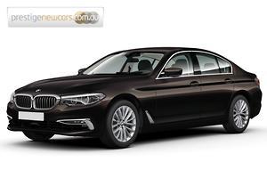 2019 BMW 530i Luxury Line G30 Auto