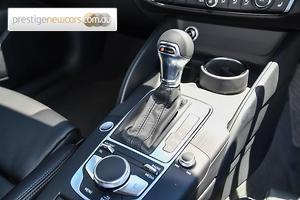 2019 Audi A3 35 TFSI Auto MY19