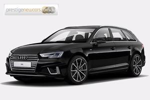2019 Audi A4 45 TFSI Auto quattro MY19