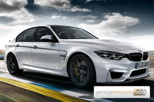 2018 BMW M3 CS F80 LCI Auto