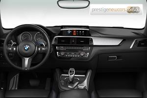 2019 BMW 125i M Sport Shadow Edition F20 LCI-2 Auto