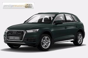 2019 Audi Q5 45 TFSI design Auto quattro ultra MY19
