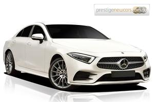 2019 Mercedes-Benz CLS450 Auto 4MATIC