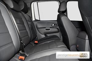 2019 Volkswagen Amarok TDI580 Ultimate 2H Auto 4MOTION Perm MY19 Dual Cab