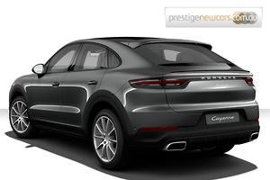 2019 Porsche Cayenne Coupe 9YB Auto 4x4 MY20