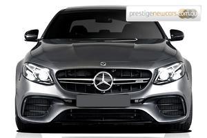 2019 Mercedes-Benz E63 AMG S Auto 4MATIC+