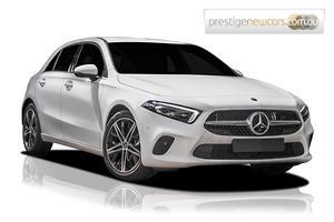 2019 Mercedes-Benz A180 Auto