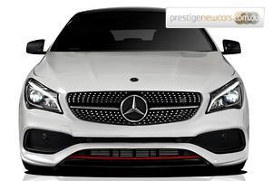 2019 Mercedes-Benz CLA250 Sport Auto 4MATIC