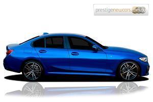 2019 BMW 320d M Sport G20 Auto