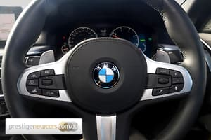 2019 BMW 5 Series 530d M Sport G30 Auto