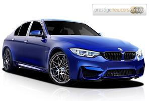 2018 BMW M3 Competition F80 LCI Auto
