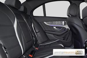 2019 Mercedes-Benz C63 AMG S Auto