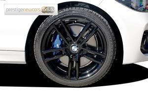 2019 BMW 1 Series 125i M Sport Shadow Edition F20 LCI-2 Auto