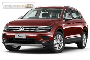 2019 Volkswagen Tiguan 110TSI Comfortline Allspace 5N Auto 2WD MY19.5