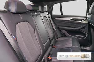 2019 BMW X4 xDrive20d M Sport G02 Auto 4x4
