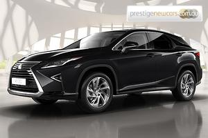 2019 Lexus RX350 Sports Luxury Auto 4x4