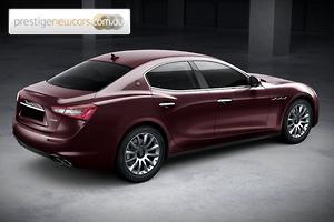 2019 Maserati Ghibli Auto MY19