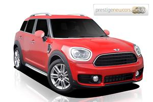 2018 MINI Countryman Cooper D Auto