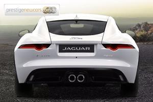 2019 Jaguar F-TYPE R-Dynamic 250kW Manual RWD MY20