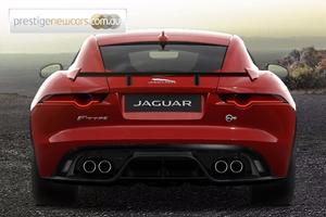 2019 Jaguar F-TYPE SVR Auto AWD MY20