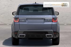2019 Land Rover Range Rover Sport SDV6 HSE Auto 4x4 MY19.5