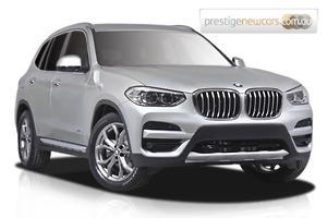 2019 BMW X3 xDrive20d G01 Auto 4x4