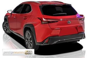 2019 Lexus UX UX200 F Sport Auto 2WD