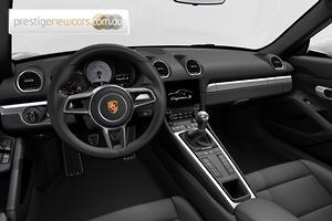 2019 Porsche 718 Cayman S 982 Manual MY20